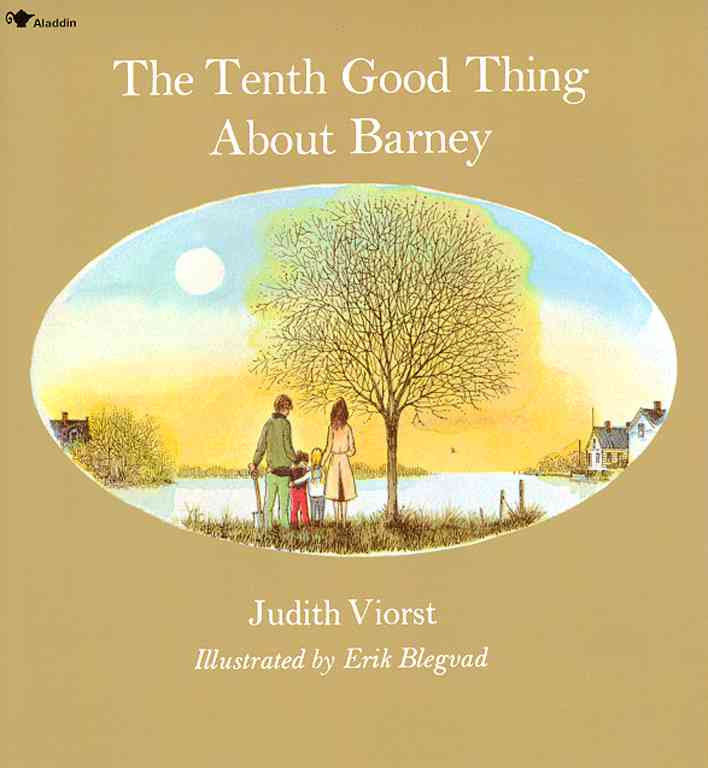 The Tenth Good Thing About Barney By Viorst, Judith